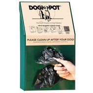 DOGIPOT Aluminum Junior Dog Bag Dispenser