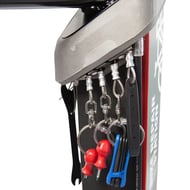 Saris Deluxe Public Work Stand with Retractable Tools