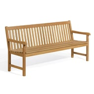 Oxford Garden Classic 6' Teak Bench