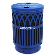 WITT Covington 40 Gallon Recycling Receptacle