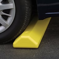 6' Protective Parking Stop with Installation Kit