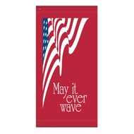 "Anova 60"" Ever Wave Flag Banner"