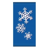 "60"" Snow Shadow Banner"
