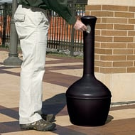 Elite Smokers' Cease-Fire 4 Gallon Urn