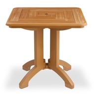 "Atlantis 32"" Square Folding Table"