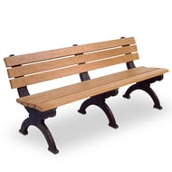Polly Products Monarque 6' Bench