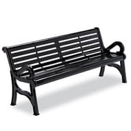Horizon 6' Contour Bench