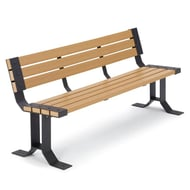 Anova Wainwright 6' Contour Bench