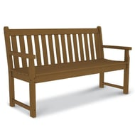 Polywood Traditional Garden 5' Recycled Plastic Bench