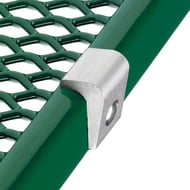 Skateboard Deterrents for Flat Edge Benches/Tables, Set/2