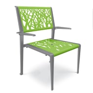 Airi Stix Chair with Armrests