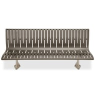 Allure Access 6' Contour Bench