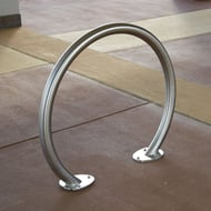 Anova Tandem Stainless Steel Bike Rack, Surface Mount