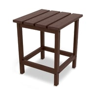 Polywood® Long Island Square Recycled Plastic Side Table