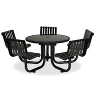 Anova Rendezvous Table, 5 Swivel Seats