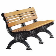 Polly Products Cambridge 6' Bench