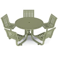 Latitude Table, 5 Seats