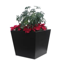 "Concrete 24"" x 28"" Square Planter"