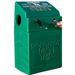 DOGVALET Pet Waste Receptacle