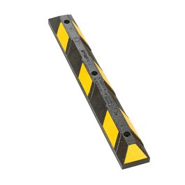 Monster Motion Safety Park-It 4 ft. Recycled Rubber Parking Curb