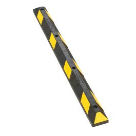 Monster Motion Safety Park-It 6 ft. Recycled Rubber Parking Curb