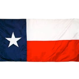 5' x 8' Outdoor Texas Flag
