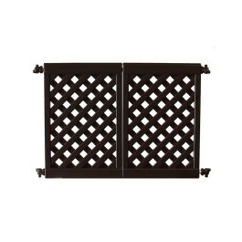 Grosfillex 2-Panel Section of Portable Patio Fencing