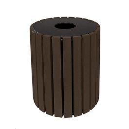 Polly Products Round 49 Gallon Receptacle