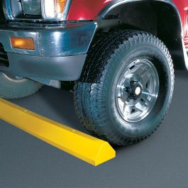 Monster Motion Safety 4 ft. Recycled Plastic Parking Stop