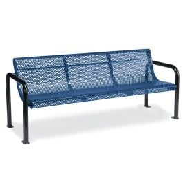 Anova Rally 6' Bench, Portable/Surface Mount