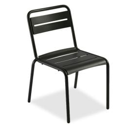 emu Star Stacking Side Chair, Pack of 4