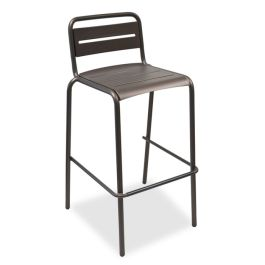 emu Star Stacking Bar Chair, Pack of 4