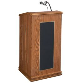 Prestige Lectern with PA System