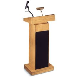 Lectern with Sound System