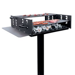 Jamestown Advanced Products Large Park Grill