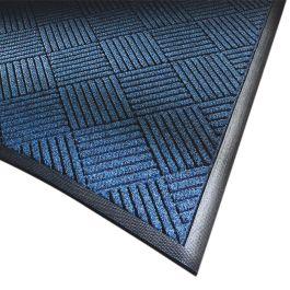 Eco Premier 4'W x 6'L Mat with Rubber Edge