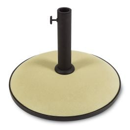 Fiberbuilt 55 lb. Concrete Umbrella Base