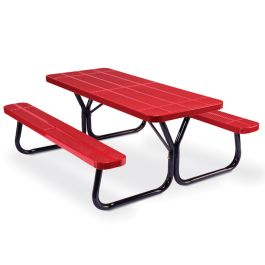 Anova Rally 6' Rectangular Picnic Table