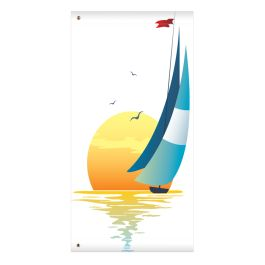"Anova 60"" Boating Banner"