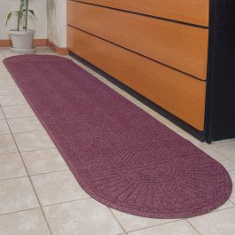 Eco Grand Elite 4'W x 17'L Mat with Two Oval Ends