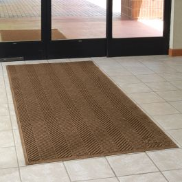 Eco Elite 4'W x 6'L Mat with Fabric Edge