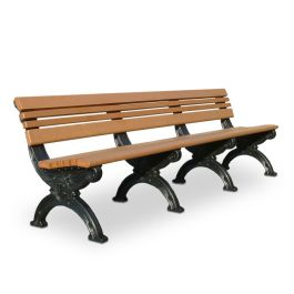 Polly Products Cambridge 8' Bench