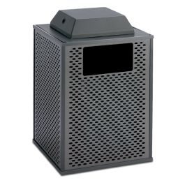 Anova Element 32 Gallon Trash Receptacle, Ash Cover Top