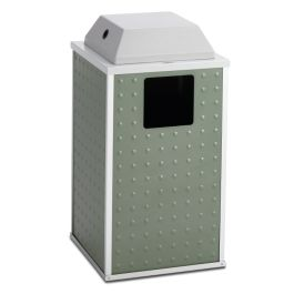 Anova Element 20 Gallon Trash Receptacle, Ash Cover Top