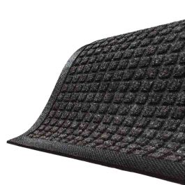 Waterhog Classic 4'W x 8'L Mat with Rubber Edging