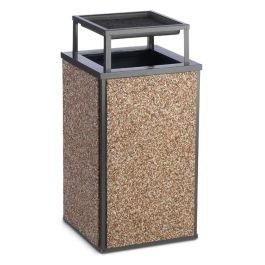 Anova Essence 30 Gallon Trash Receptacle, Bonnet Ash Top