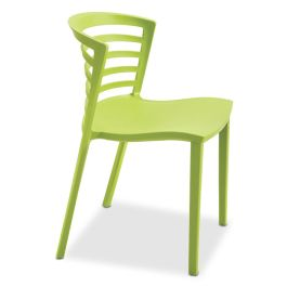 Safco Entourage Stacking  Chair, Set of 4