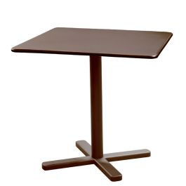 "emu Darwin 32"" Square Tilt-Top Nesting Table with Solid Top"