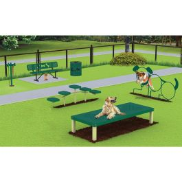 DogiPark Combo Dog Park Kit