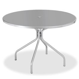"emu Solid 36"" Round Umbrella Table"